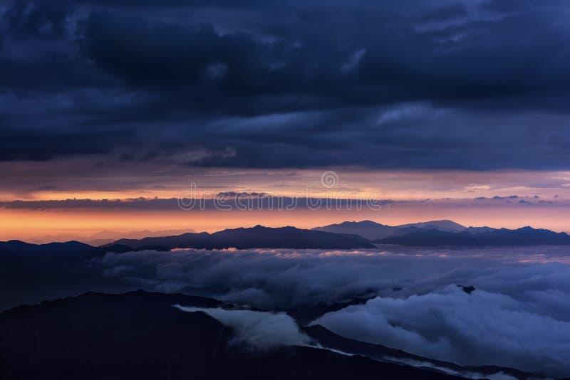 Ηλιοφάνεια ενός μέτρου στοκ φωτογραφίες
