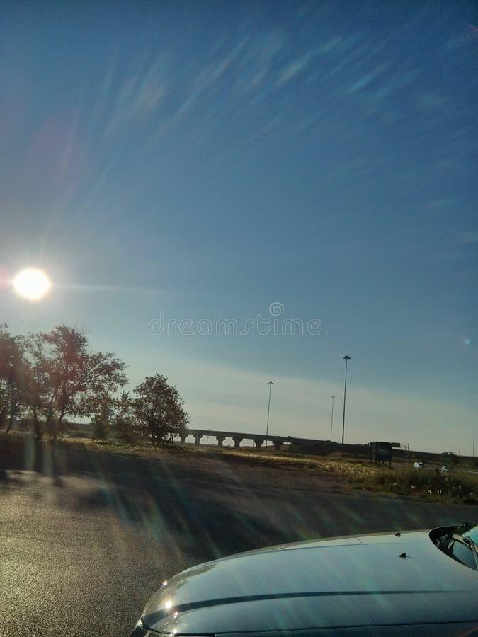 Ηλιοφάνεια πρωινού στοκ εικόνες