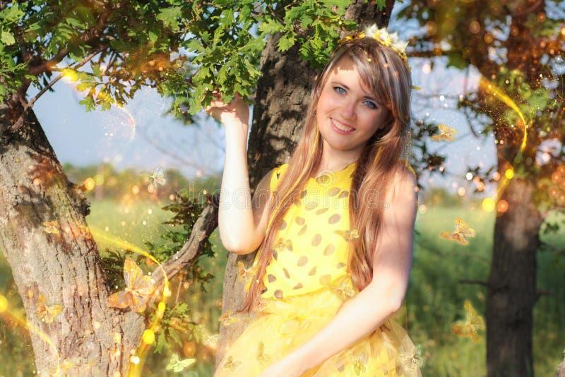 Η ιστορία της ηλιακής πριγκήπισσας στοκ φωτογραφίες με δικαίωμα ελεύθερης χρήσης