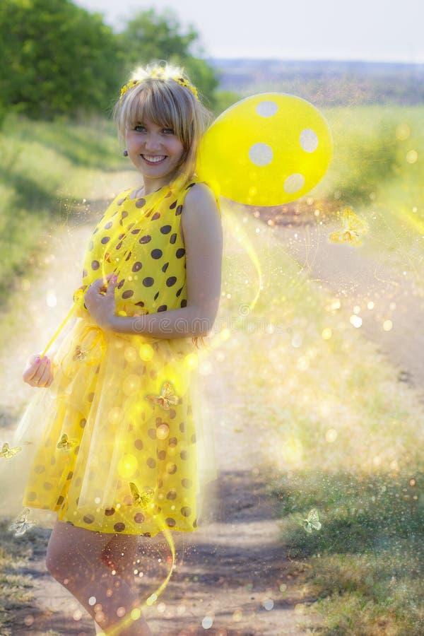 Η ιστορία της ηλιακής πριγκήπισσας στοκ φωτογραφίες