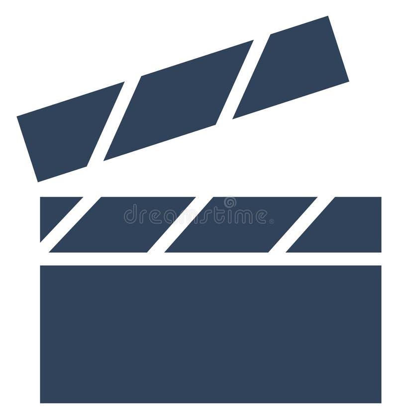 Η κινηματογραφία απομόνωσε το διανυσματικό εικονίδιο που μπορεί εύκολα να τροποποιήσει ή να εκδώσει απεικόνιση αποθεμάτων
