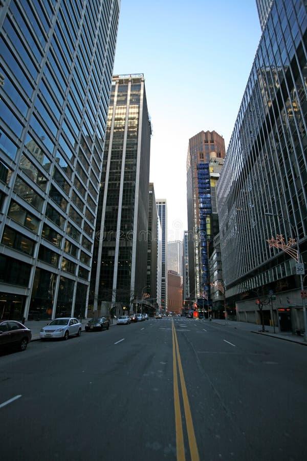 η κλασσική Νέα Υόρκη στοκ φωτογραφίες