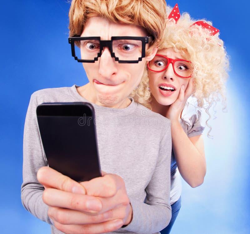 Η κοινωνική θέση σχέσης μέσων είναι περίπλοκη στοκ φωτογραφία