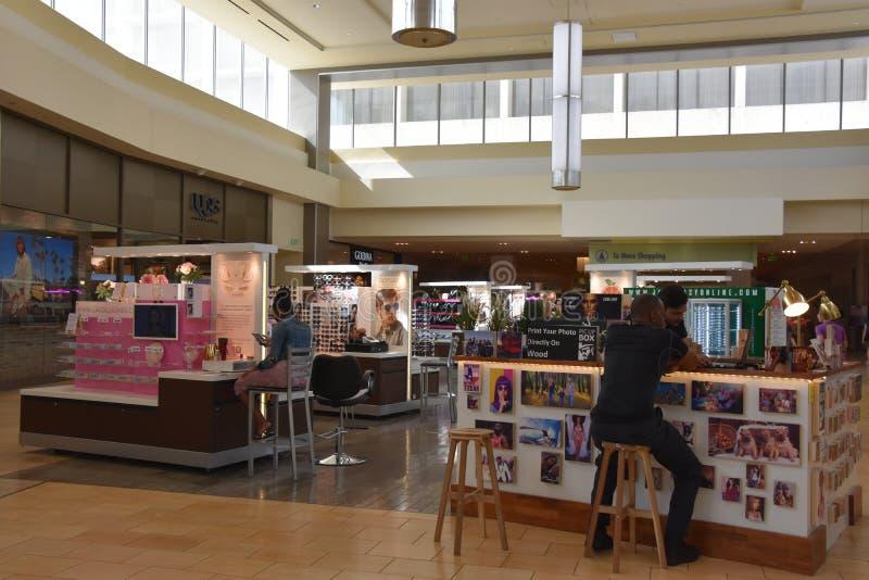 Η λεωφόρος Galleria στο Χιούστον, Τέξας στοκ φωτογραφία με δικαίωμα ελεύθερης χρήσης