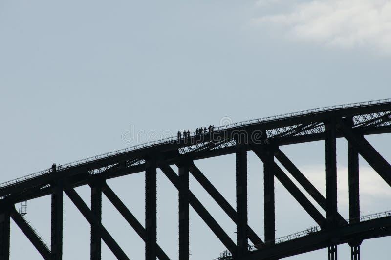 Η λιμενική γέφυρα αναρριχείται στοκ εικόνες με δικαίωμα ελεύθερης χρήσης