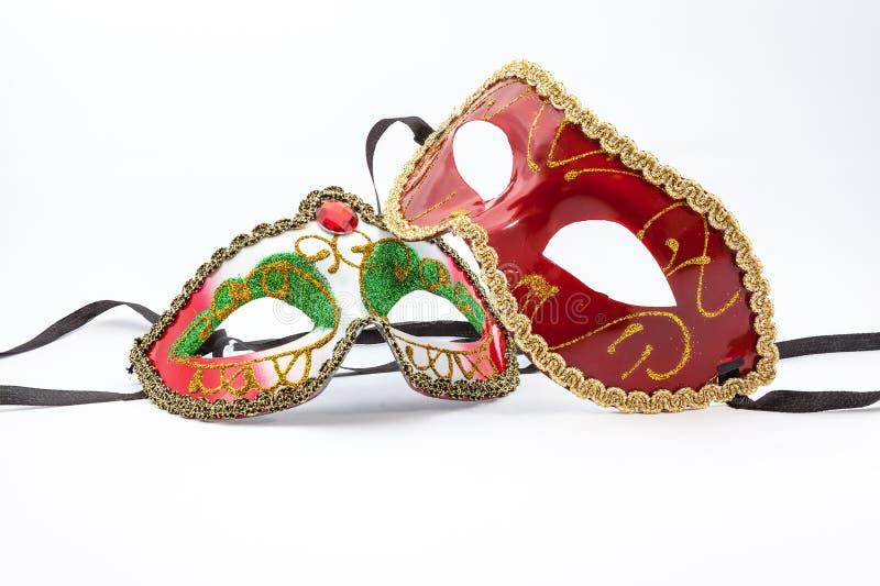 Η μάσκα καρναβαλιού στοκ εικόνα με δικαίωμα ελεύθερης χρήσης