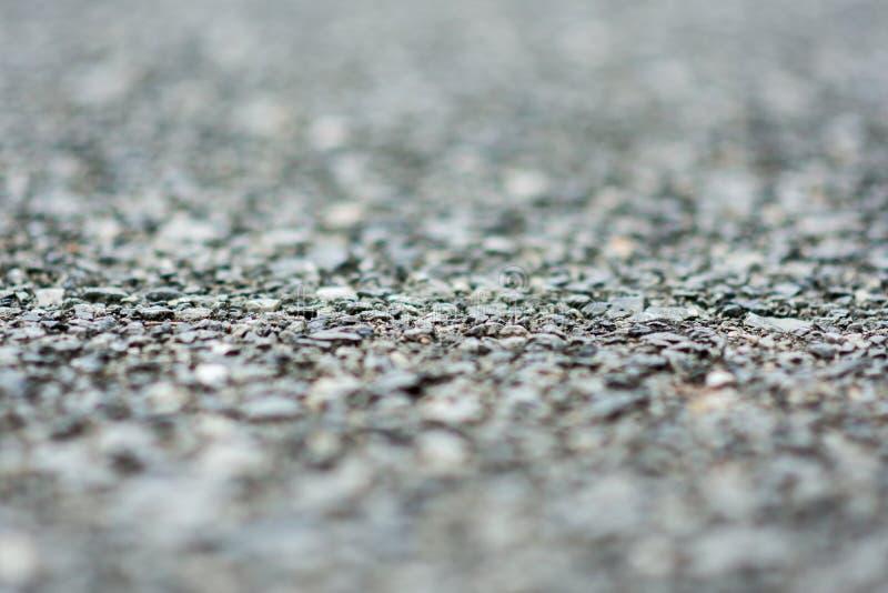Η μακροεντολή αμμοχάλικου θόλωσε την γκρίζα φύση στοκ εικόνες με δικαίωμα ελεύθερης χρήσης