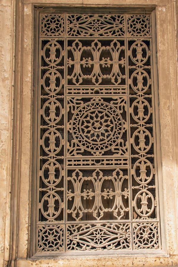 Η μεγάλη ακρόπολη μουσουλμανικών τεμενών του Muhammad Ali αλαβάστρινη του Καίρου, Αίγυπτος στοκ φωτογραφίες
