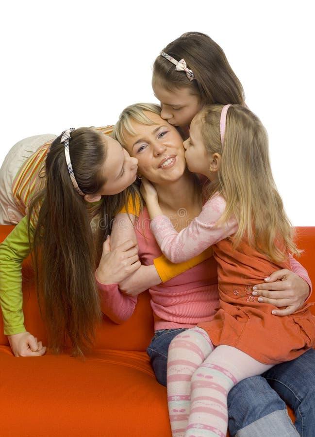 Download η μητέρα σας ευχαριστεί στοκ εικόνες. εικόνα από ομάδα - 2229956