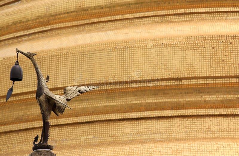 η Μπανγκόκ χρυσή επικολλά s στοκ φωτογραφίες
