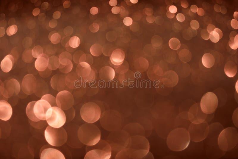 Η νέα ημέρα βαλεντίνων έτους Χριστουγέννων καφετιά ακτινοβολεί υπόβαθρο Αφηρημένο ύφασμα σύστασης διακοπών Στοιχείο, λάμψη στοκ εικόνα