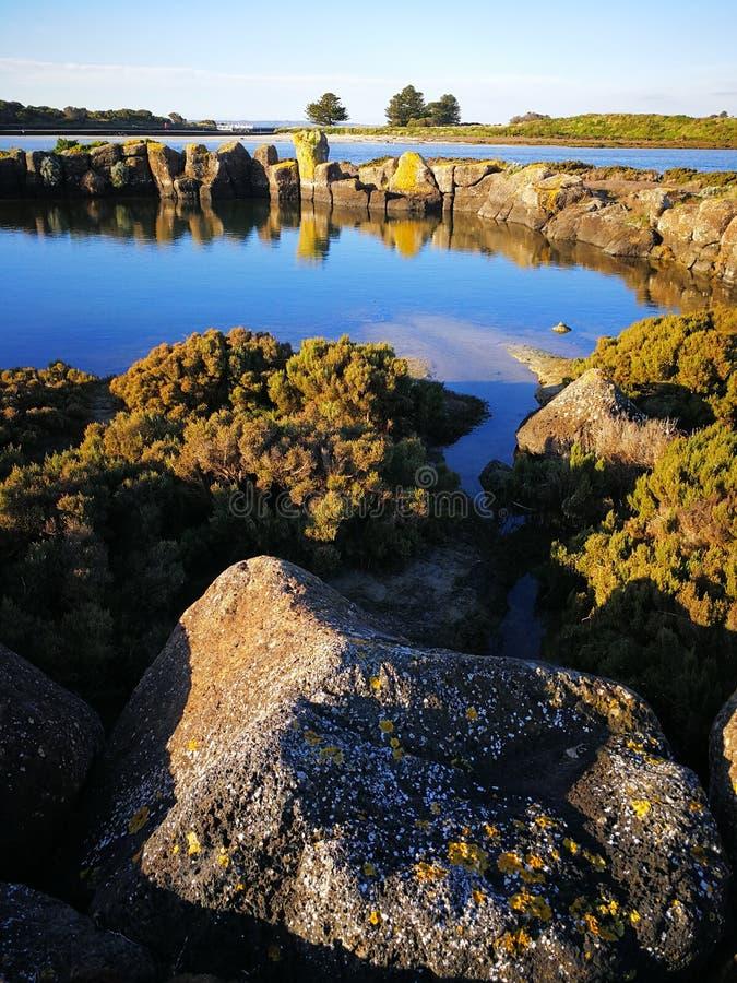 Η νεράιδα λιμένων νησιών στοκ φωτογραφίες με δικαίωμα ελεύθερης χρήσης