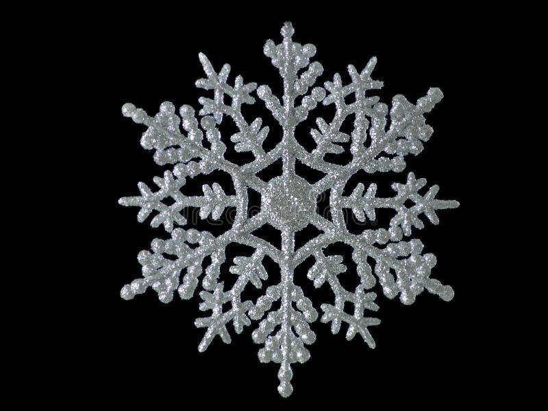 η νιφάδα ακτινοβολεί χιόν&iota στοκ φωτογραφία με δικαίωμα ελεύθερης χρήσης