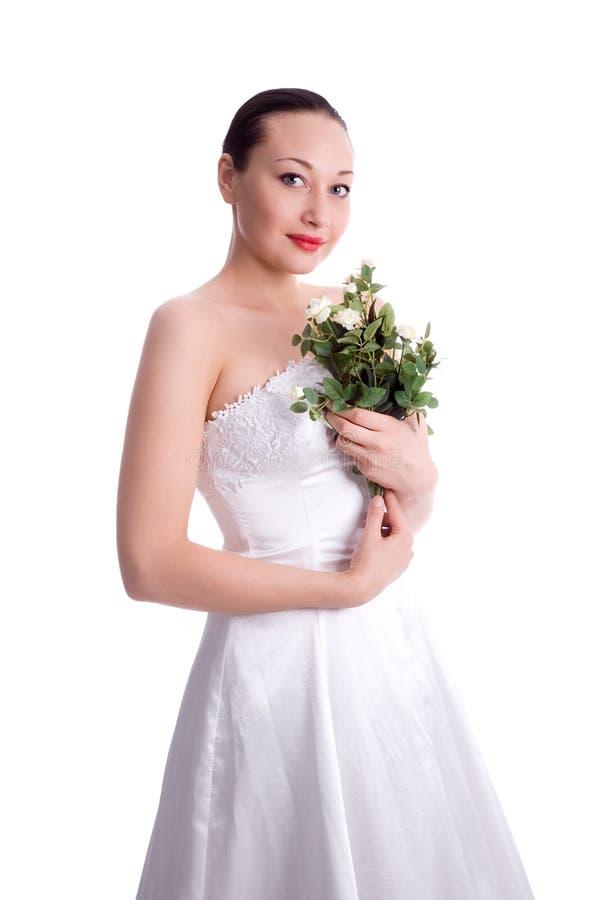 η νύφη αυξήθηκε στοκ εικόνα με δικαίωμα ελεύθερης χρήσης