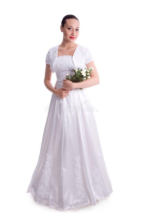 η νύφη αυξήθηκε στοκ φωτογραφία με δικαίωμα ελεύθερης χρήσης