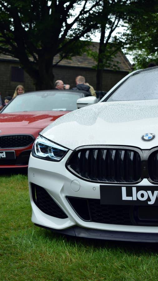 Η ολοκαίνουργια BMW 8 σειρές Μ στοκ εικόνες με δικαίωμα ελεύθερης χρήσης