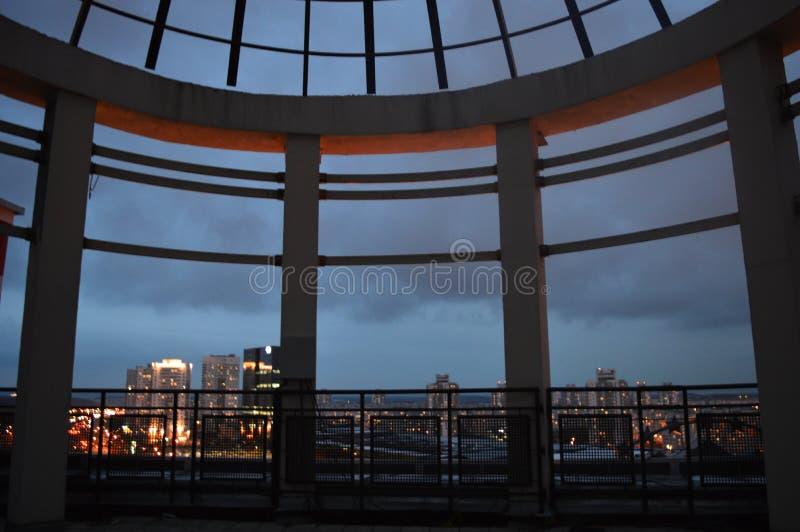 Η δομή στη στέγη στοκ φωτογραφίες με δικαίωμα ελεύθερης χρήσης