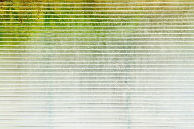 Η οριζόντια συμπεπλεγμένη σύσταση γυαλιού το υπόβαθρο στοκ εικόνες με δικαίωμα ελεύθερης χρήσης