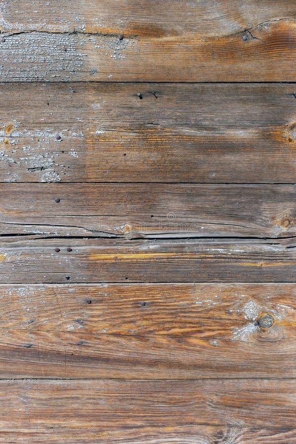 Η παλιά ξύλινη υφή με φυσικά μοτίβα στοκ εικόνα με δικαίωμα ελεύθερης χρήσης