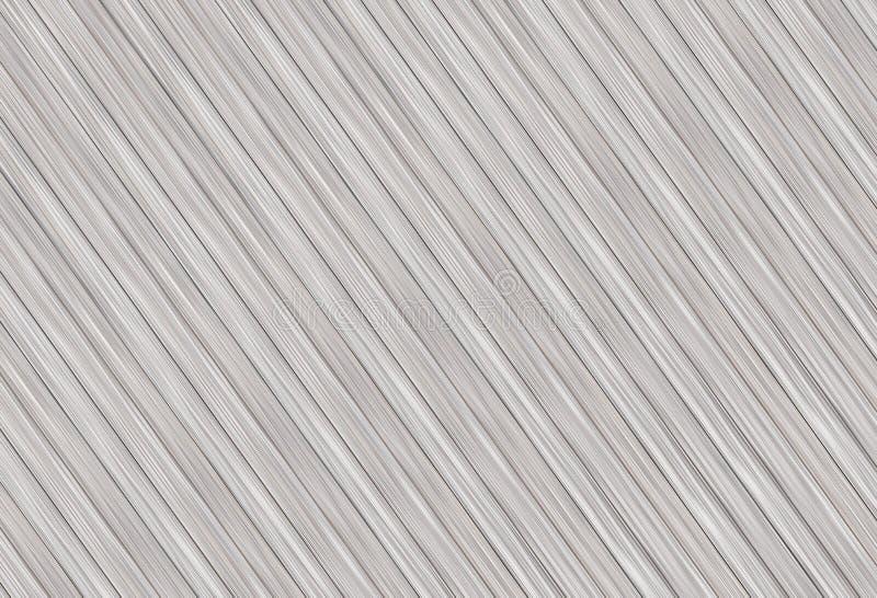 Η παράλληλη γκρίζα κρεμώδης ξύλινη βάση υποβάθρου τόνισε το φυσικό σχέδιο κρητιδογραφιών επιφάνειας σύστασης βάσεων στοκ φωτογραφία
