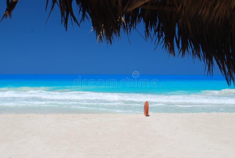Η παραλία στοκ εικόνες με δικαίωμα ελεύθερης χρήσης