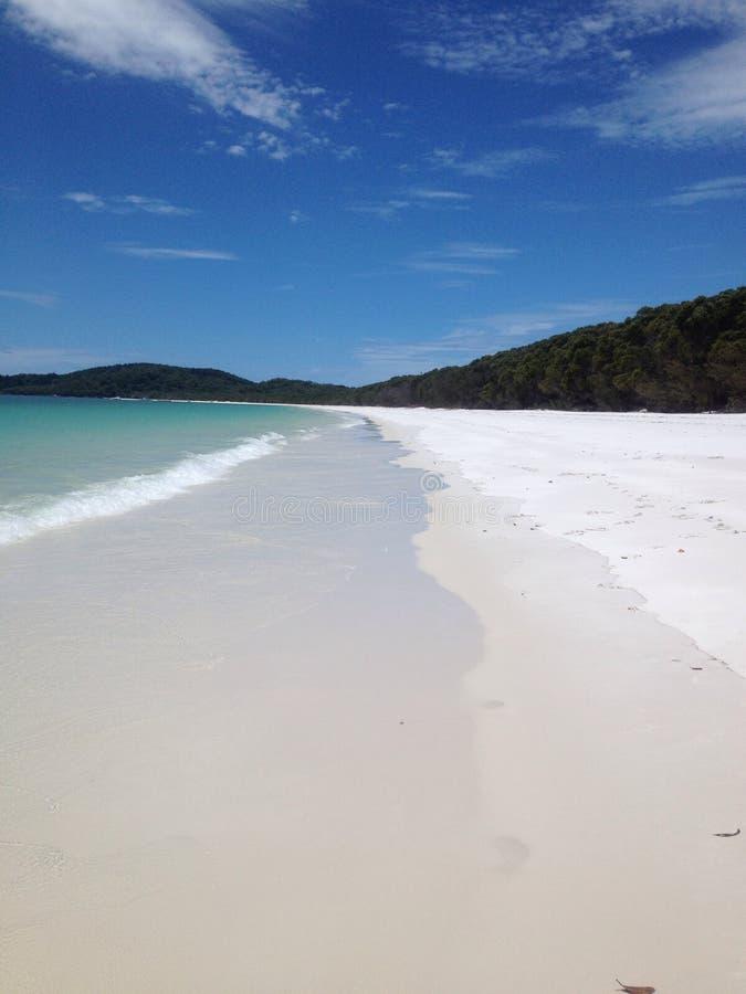 η παραλία στοκ φωτογραφία