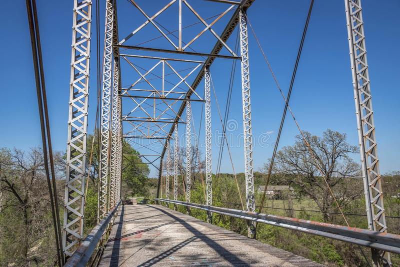 Η παλαιά γέφυρα Maxdale στοκ εικόνα με δικαίωμα ελεύθερης χρήσης