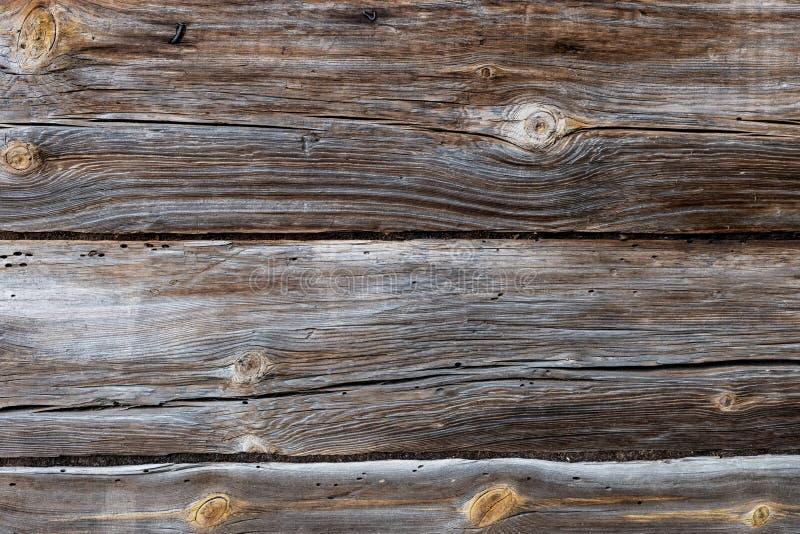 Η παλαιά ξύλινη σύσταση με τα φυσικά σχέδια στοκ εικόνες με δικαίωμα ελεύθερης χρήσης