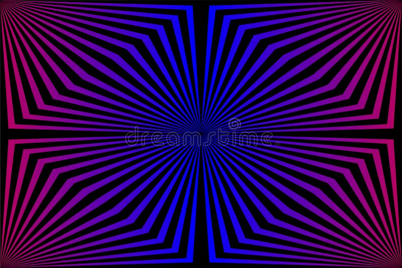 Η περίληψη έγδυσε το γεωμετρικό υπόβαθρο o στοκ εικόνα με δικαίωμα ελεύθερης χρήσης
