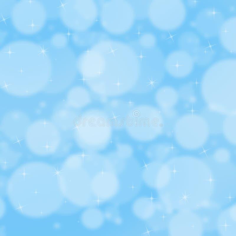 Η περίληψη θόλωσε το ανοικτό μπλε υπόβαθρο στοκ φωτογραφίες
