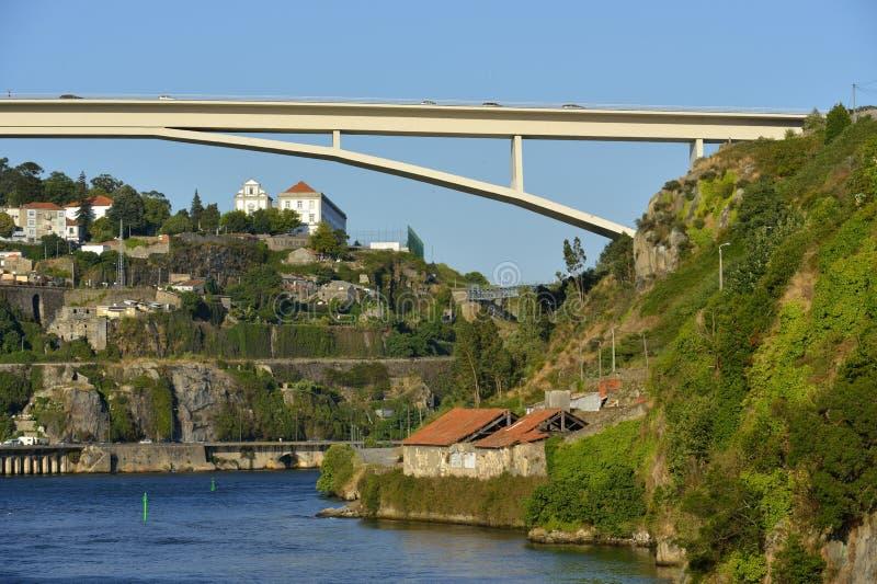 Η πόλη του Πόρτο στην Πορτογαλία στοκ φωτογραφίες με δικαίωμα ελεύθερης χρήσης