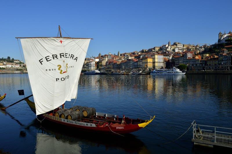 Η πόλη του Πόρτο στην Πορτογαλία στοκ φωτογραφία με δικαίωμα ελεύθερης χρήσης