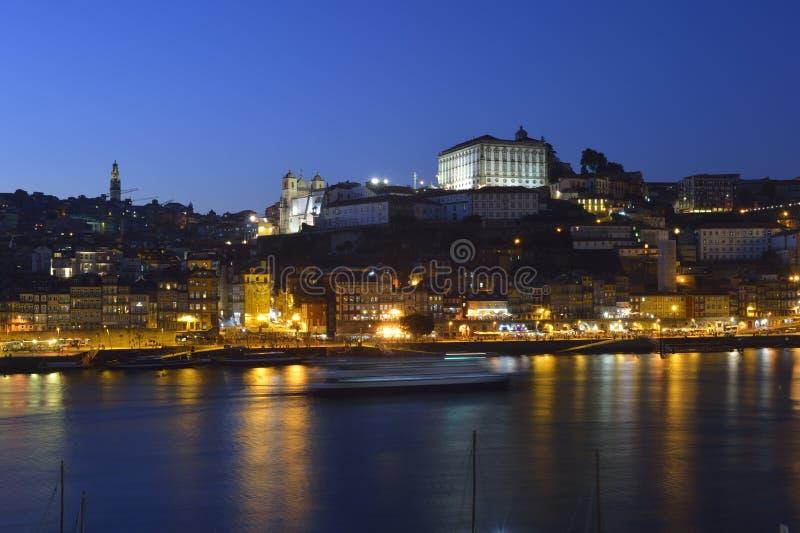 Η πόλη του Πόρτο στην Πορτογαλία στοκ εικόνα με δικαίωμα ελεύθερης χρήσης