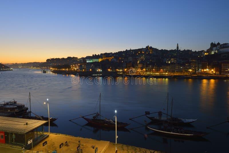 Η πόλη του Πόρτο στην Πορτογαλία στοκ φωτογραφίες
