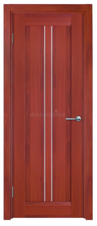 η πόρτα ανασκόπησης απομόνω&s στοκ φωτογραφία με δικαίωμα ελεύθερης χρήσης