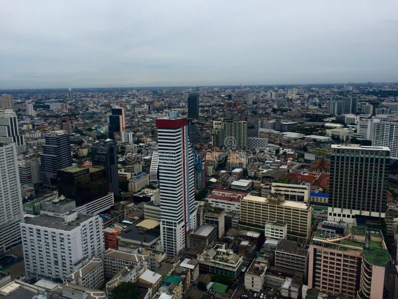 Η πόλη επρόκειτο να βρέξει στοκ φωτογραφία με δικαίωμα ελεύθερης χρήσης