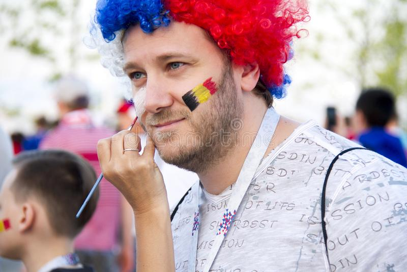 Η Ρωσία, Ροστόφ--φορά - τον Ιούλιο στοκ φωτογραφίες με δικαίωμα ελεύθερης χρήσης