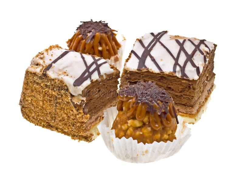 Download η σοκολάτα κέικ απομόνωσ&epsi Στοκ Εικόνες - εικόνα από καραμέλα, ανασκόπησης: 13186410