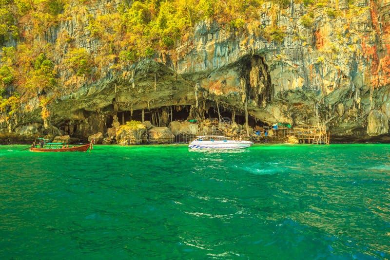 Η σπηλιά Βίκινγκ στοκ εικόνες