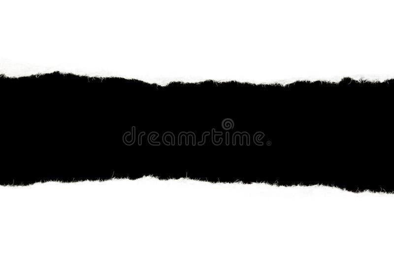 Η σχισμένη Λευκή Βίβλος στοκ φωτογραφία με δικαίωμα ελεύθερης χρήσης