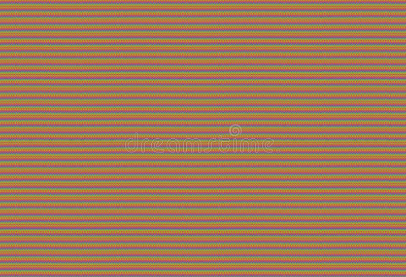 Η σύσταση έπλεξε τη ζωηρόχρωμη μικρή τόξο-χρωματισμένη τετράγωνα άπειρη σειρά καμβά στοκ εικόνα με δικαίωμα ελεύθερης χρήσης