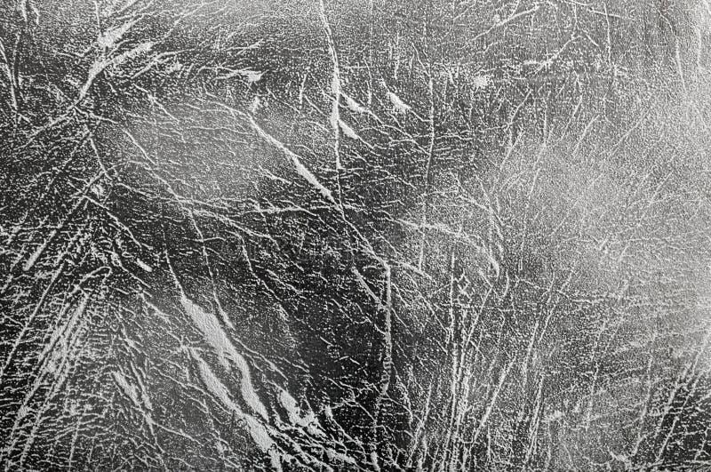 Η σύσταση επιφάνειας του κρεβατιού καναπέδων τεχνητού δέρματος μοιάζει με το elephan στοκ εικόνα