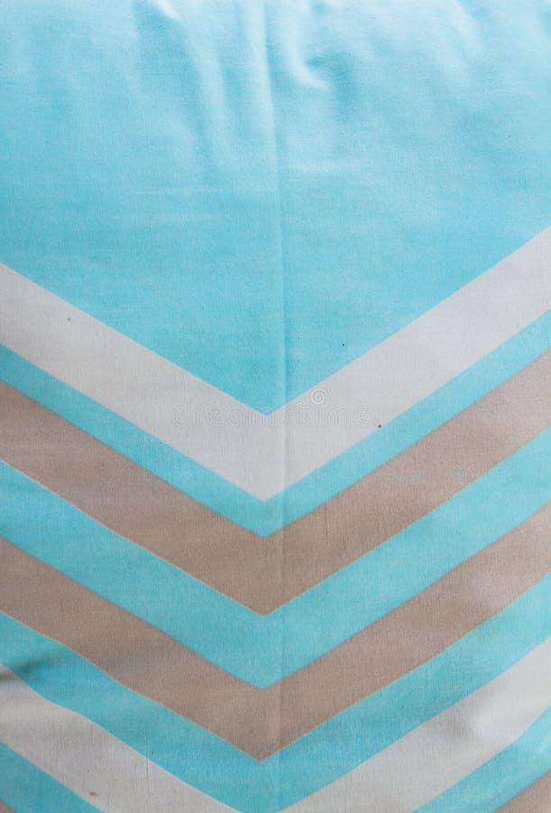 Η σύσταση του ανοικτό μπλε χρώματος και το γκρίζο wale όπως το βέλος χρησιμοποιούν στο υπόβαθρο στοκ φωτογραφία με δικαίωμα ελεύθερης χρήσης