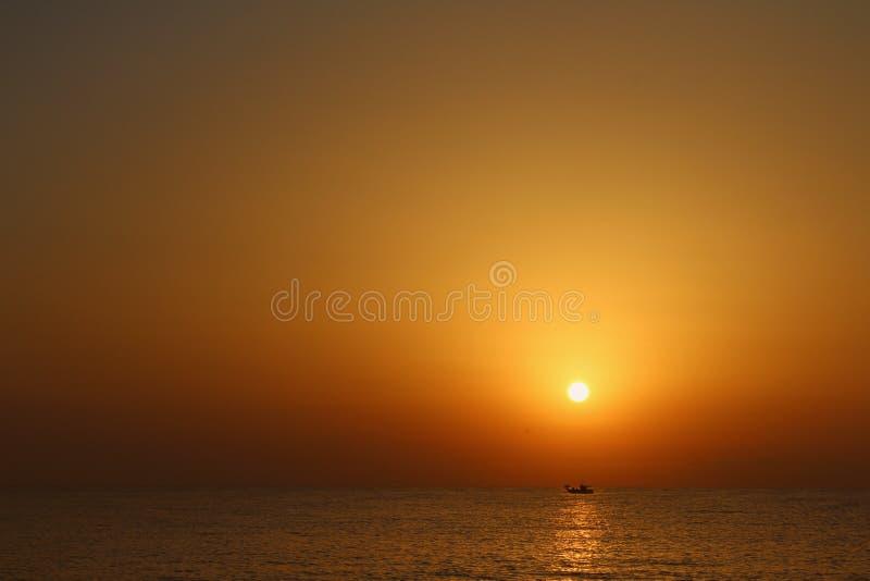 Η τέλεια Dawn στοκ εικόνες με δικαίωμα ελεύθερης χρήσης