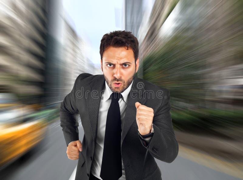Η ταχύτητα της επιχείρησης στοκ εικόνες με δικαίωμα ελεύθερης χρήσης