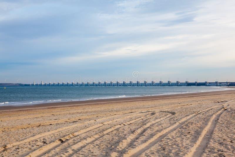 Η του δέλτα γέφυρα στοκ εικόνα με δικαίωμα ελεύθερης χρήσης