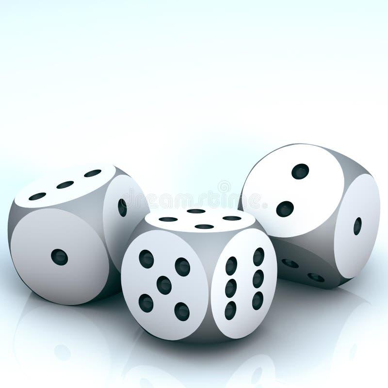 η τρισδιάστατη απεικόνιση του άσπρου ρεαλιστικού παιχνιδιού χωρίζει σε τετράγωνα την κινηματογράφηση σε πρώτο πλάνο εικονιδίων κα διανυσματική απεικόνιση