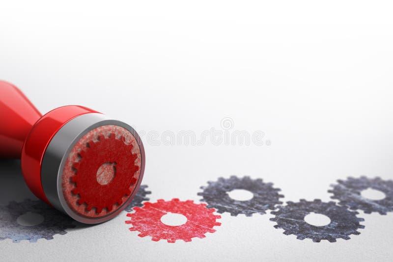 Download η τρισδιάστατη ανασκόπηση συνδέει το λευκό Απεικόνιση αποθεμάτων - εικονογραφία από εξοπλισμός, μηχανήματα: 62723968
