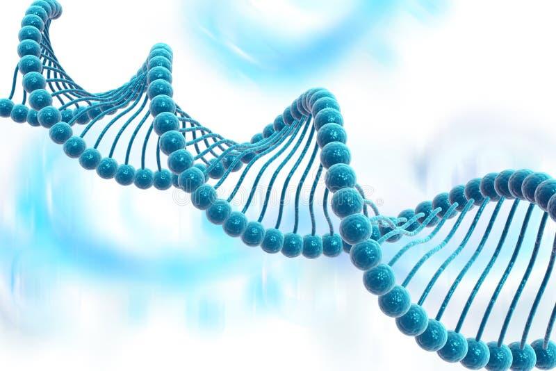 η τρισδιάστατη απεικόνιση DNA δίνει τη δομή απεικόνιση αποθεμάτων