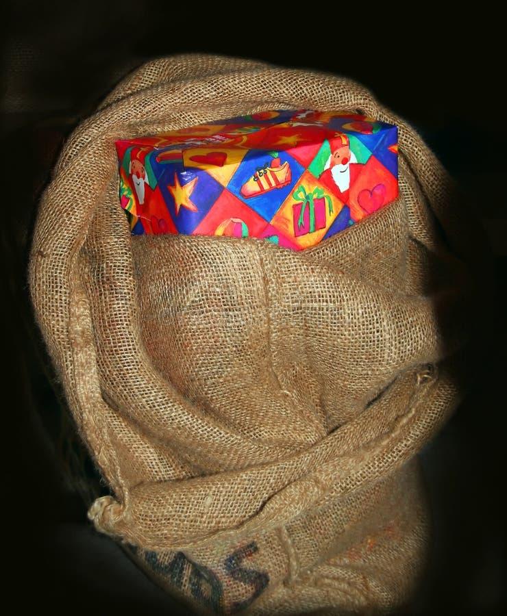 η τσάντα ολλανδικά γεμίζε στοκ φωτογραφία